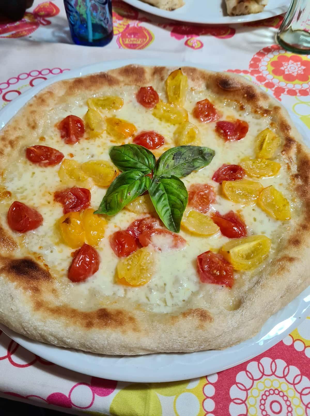 Pizza Giallo Rossa
