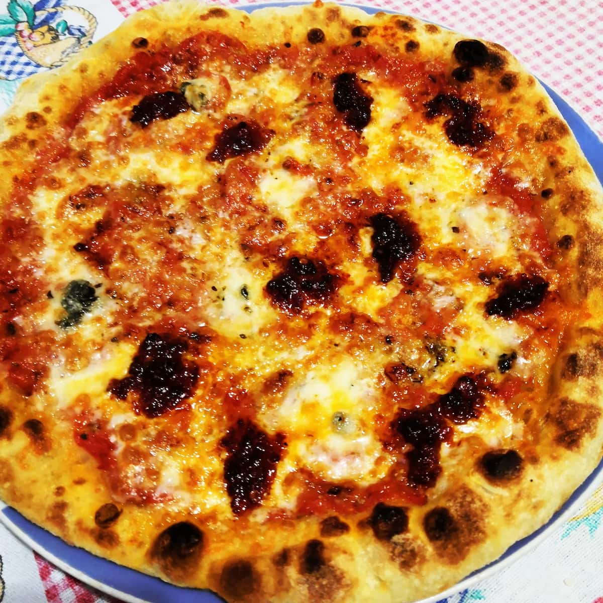 Pizza a modo mio